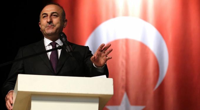 Bakan Çavuşoğlu: 'ABD çekilse de çekilmese de Türkiye ulusal güvenliği için harekat yapar'