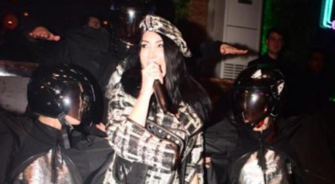 Hande Yener: Demet'le kavgalarımız bile seviyeli