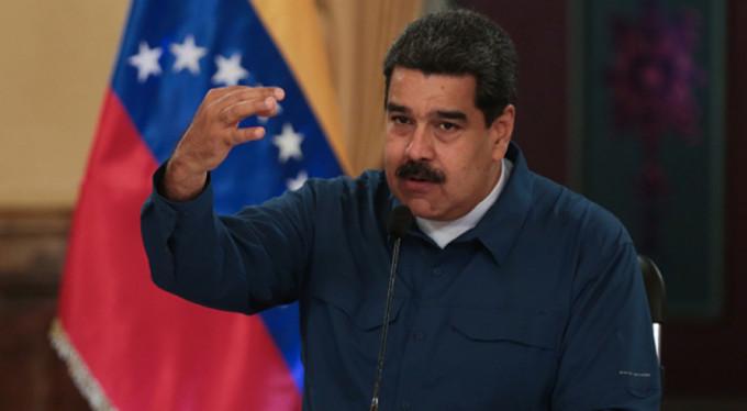 Maduro'dan seçim hamlesi!