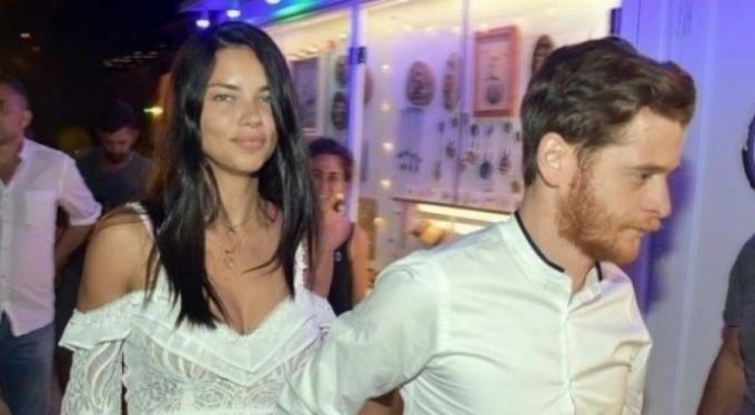 Adriana Lima'nın açıklamasına göre Metin Hara bitti