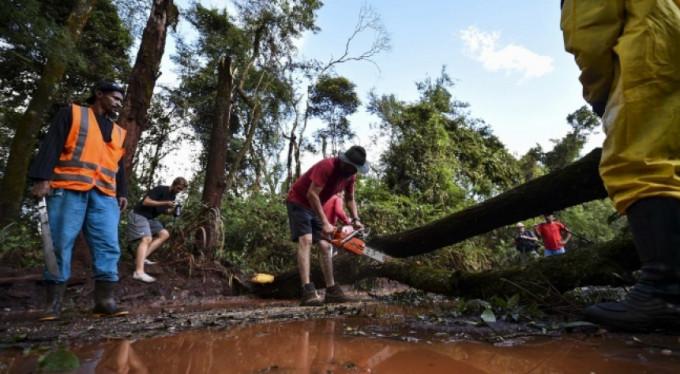Brezilya'daki baraj faciasında ölü sayısı 142'ye yükseldi, 194 kişi hala kayıp