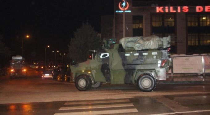 Komando birlikleri Suriye'ye hareket etti!