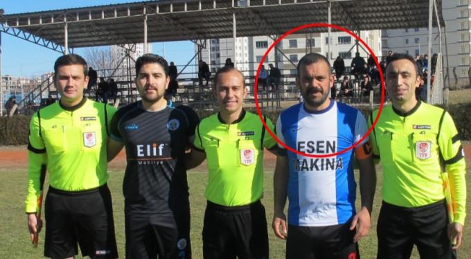 Kayserili futbolcu kaza kurbanı oldu