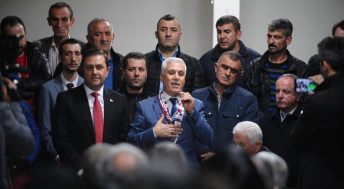 Mustafa Bozbey'den otopark çağrısına