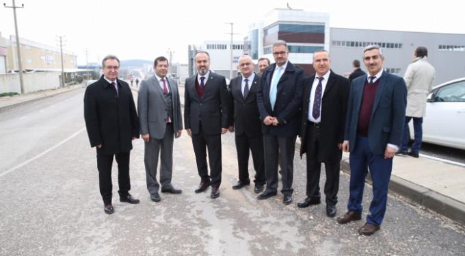 Bursa'da ulaşıma yatırım sürüyor!