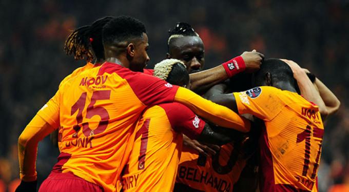 Galatasaray 3 attı 3 aldı!