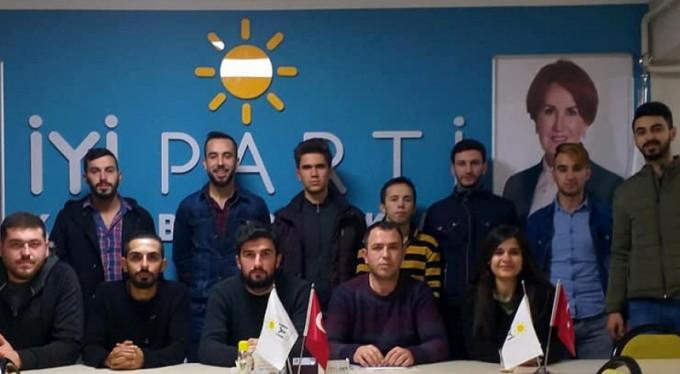 İYİ Parti Bursa'da istifa depremi!