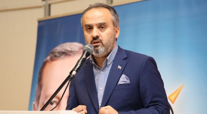 """Aktaş: """"Daha yaşanabilir bir Bursa ve Türkiye..."""""""
