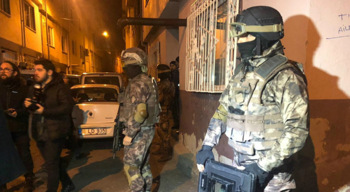 Bursa'da büyük operasyon! 4 bin polis...