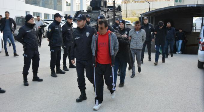 Bursa'da gözaltına alınanlardan pişkin yorumlar!
