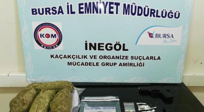 Hepsi Bursa'da ele geçirildi!