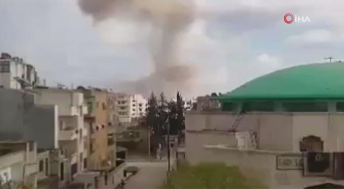 Suriye'de iki patlama! Çok sayıda ölü ve yaralı...