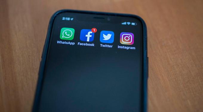 Sosyal medyada kriz!