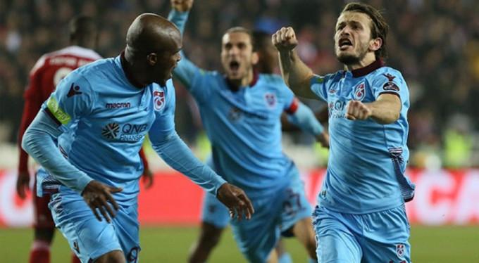 Trabzonspor'dan CAS seferi