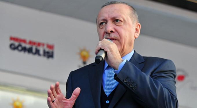 Erdoğan'dan Mansur Yavaş açıklaması!