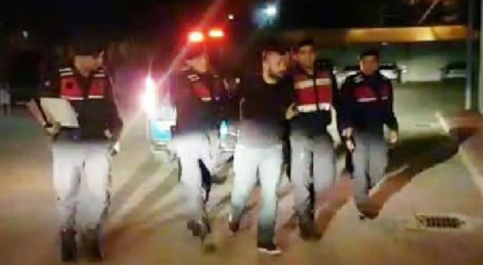 Bursa'da hareketli gece! Jandarma ekipleri...