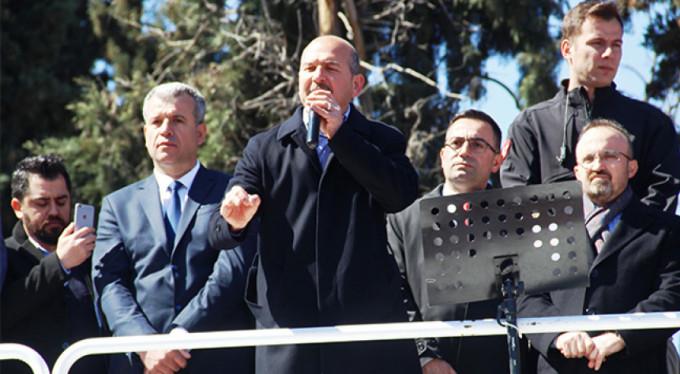 """""""PKK'nın şah damarını kestik"""""""