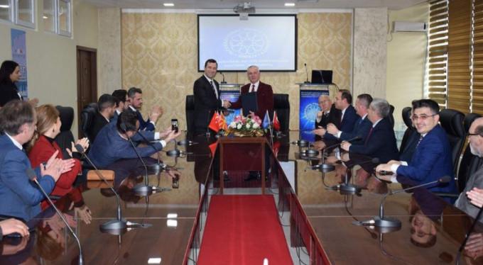 Vizyon Üniversitesi Balkanlarla işbirliği yaptı