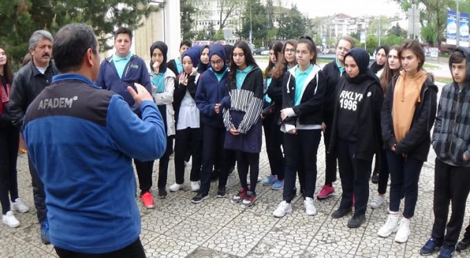Bursa'da 7,2'lik depremi böyle yaşadılar