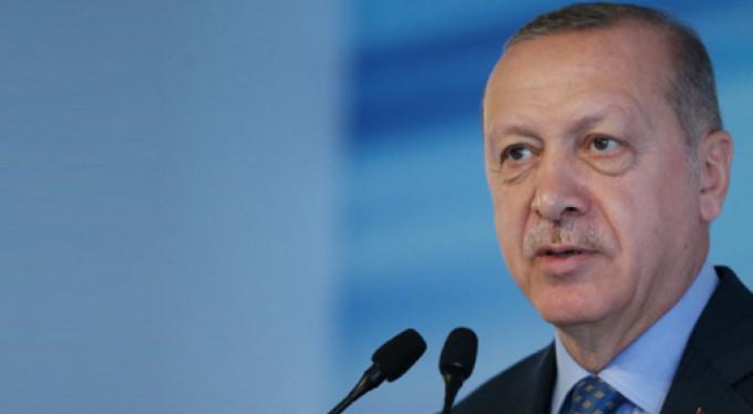 """Erdoğan: """"Şiddeti asla tasvip edemeyiz..."""""""