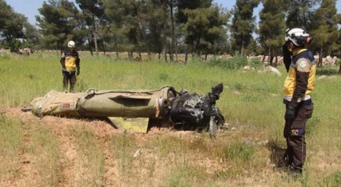 Savaş uçakları bombaladı! 3 ölü