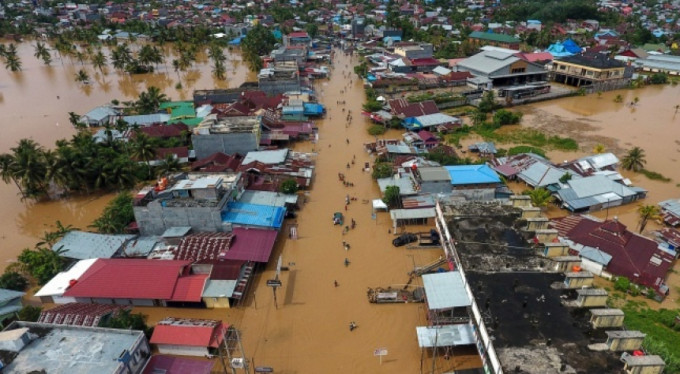 Büyük sel felaketi! 30 ölü