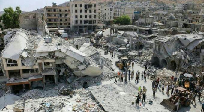 Kaç milyon Suriyeli memleketini terk etti?
