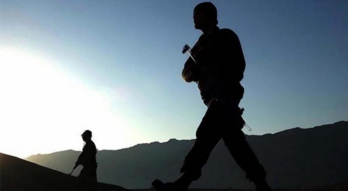 Hakkari'de hain saldırı: 1 şehit