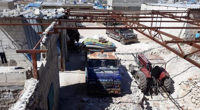 İdlip'te tansiyon düşmüyor