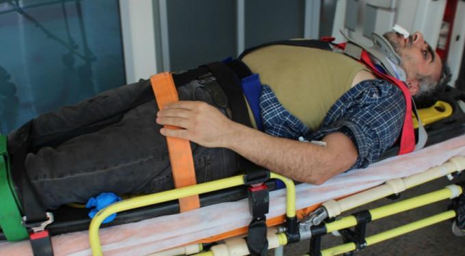 Bursa'da feci iş kazası!