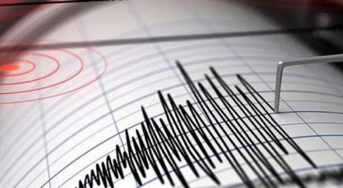 6.2 büyüklüğünde korkunç deprem!