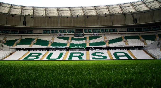 Final maçı Bursa'da oynanacak!