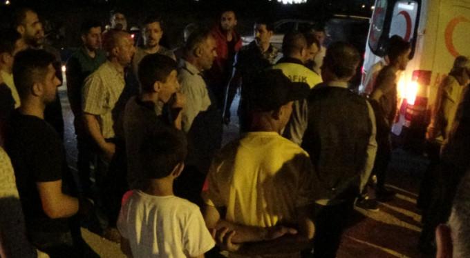 Bursa'da feci kaza! 2 yaralı