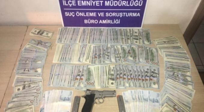 Bursa'da akıl almaz soygun!