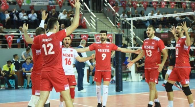 Türkiye, Dörtlü Final'e yükseldi