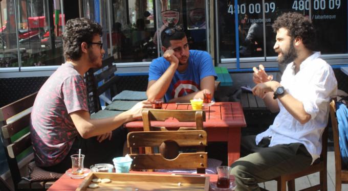 Bursa'da herkes bu kafeyi konuşuyor