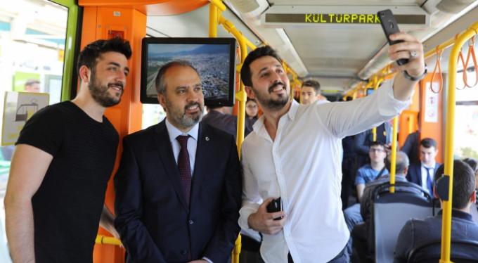 Bursalı öğrenci adaylarına ulaşım müjdesi!