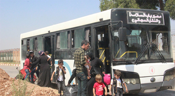 İşte Türkiye'ye dönen Suriyeli sayısı!