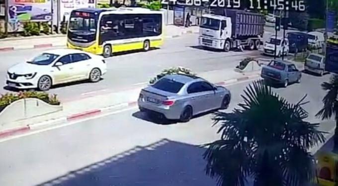 Bursa'da ölüm böyle geldi!