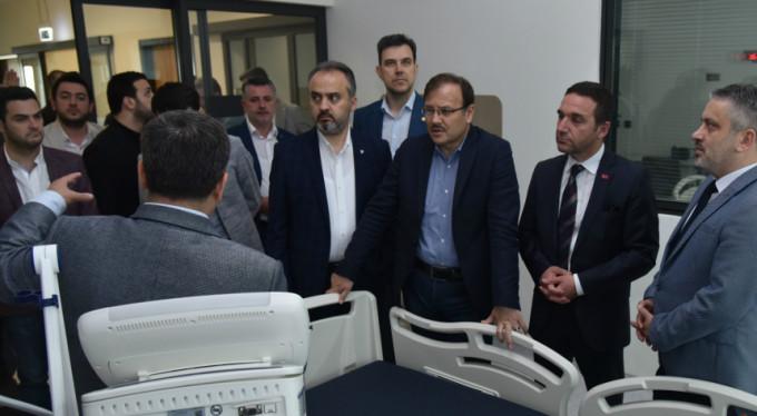 Bursa Şehir Hastanesi açılıyor! İşte tarihi...