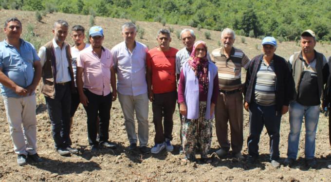 Bursa'daki bu köylüler tek tek hapse atılıyor!