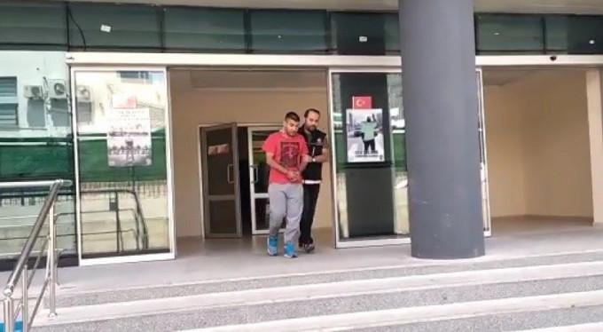 Bursa'da yakalandı! Üzerinden 5 kilo...