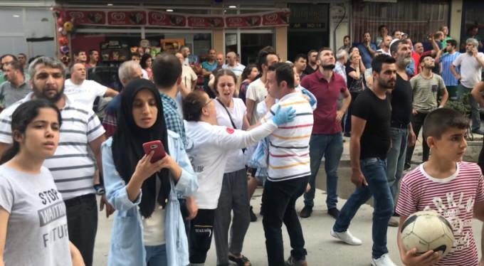 Bursa'da ortalık savaş alanına döndü!