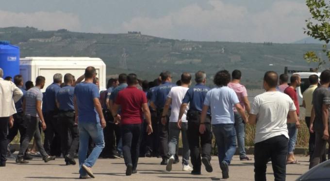 Bursa'da hal karıştı! 6 yaralı, 15 gözaltı