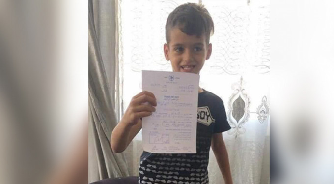 İsrail iyice sapıttı! 6 yaşındaki çocuğu...