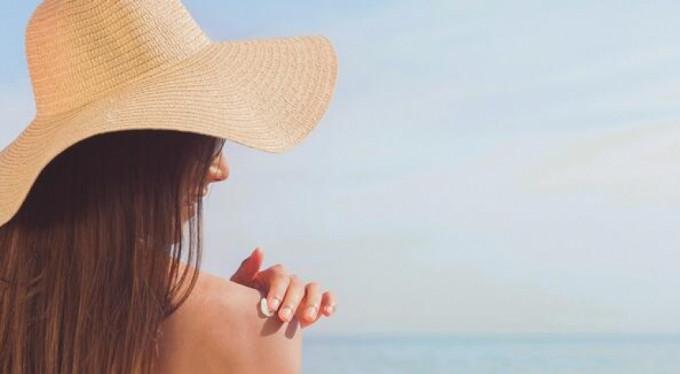 'Güneş ışığı deri kanserine neden olabilir'
