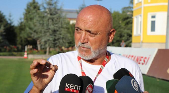 Hikmet Karaman'dan transfer açıklaması