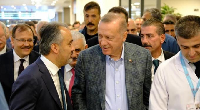 Erdoğan'dan Bursa'ya destek sözü!
