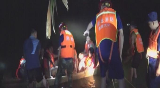Çin'de sel: 9 ölü