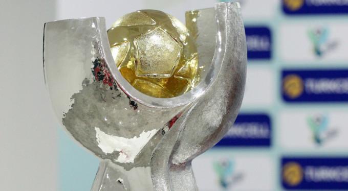 Süper Kupa'nın sahibi Ankara'da belli olacak!